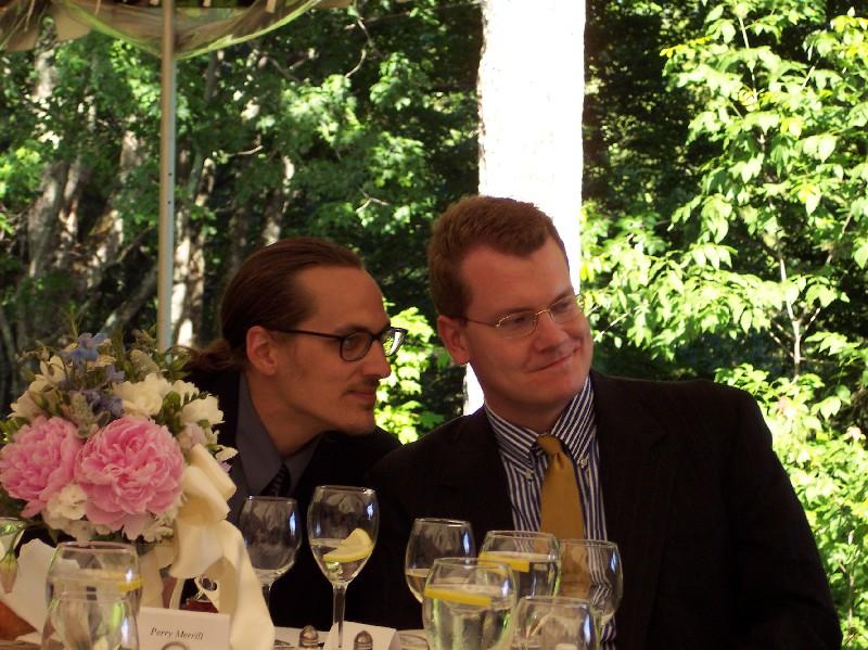 Gregg and James