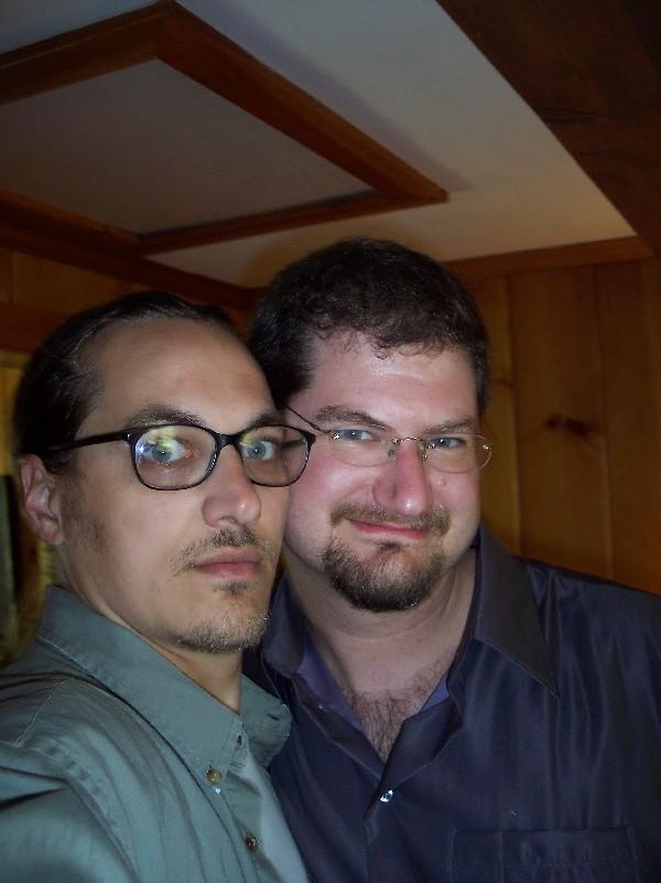 Me & Gregg